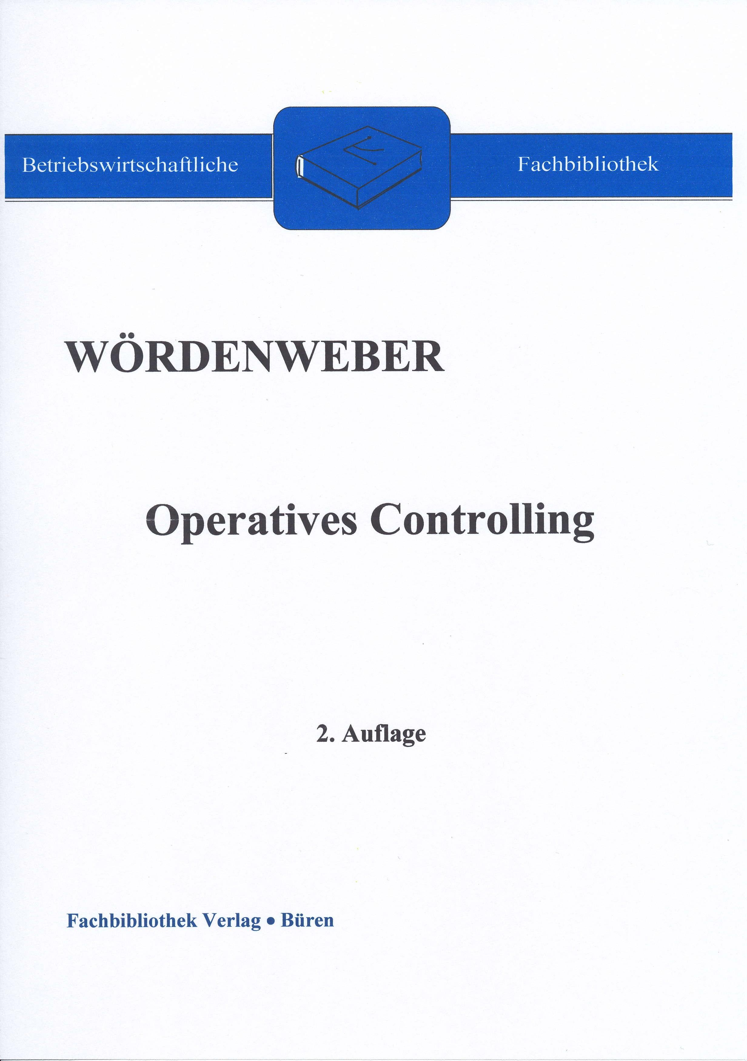 Wördenweber Operatives Controlling